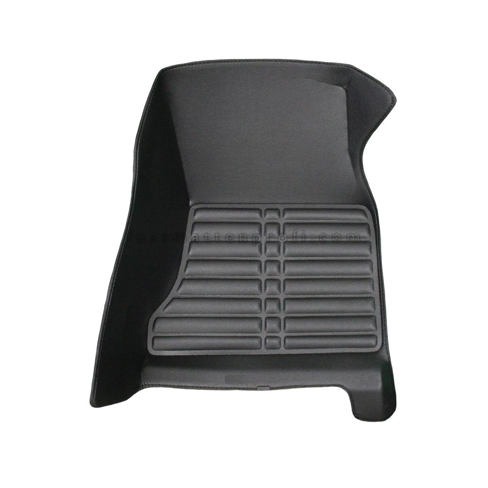 Hochwertige Fussmatten Kunstleder perfekt passend für BMW X5 F15 Bj 2013