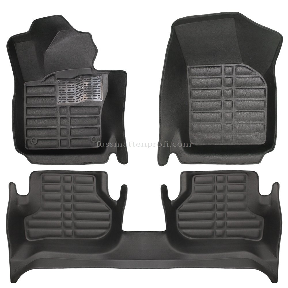 volkswagen golf 5 fussmatten satz. Black Bedroom Furniture Sets. Home Design Ideas